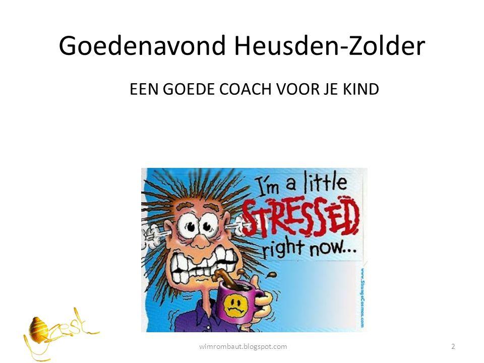Goedenavond Heusden-Zolder