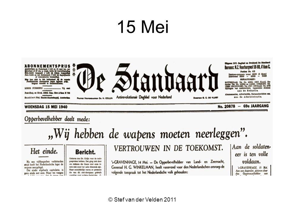 15 Mei © Stef van der Velden 2011