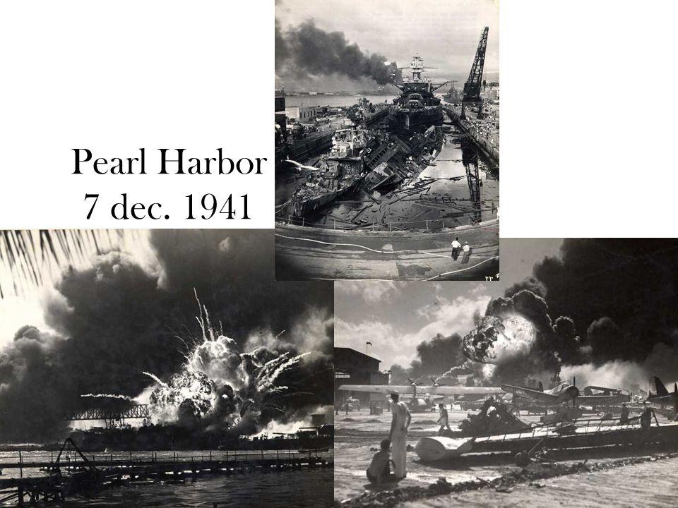 Pearl Harbor 7 dec. 1941 © Stef van der Velden 2011