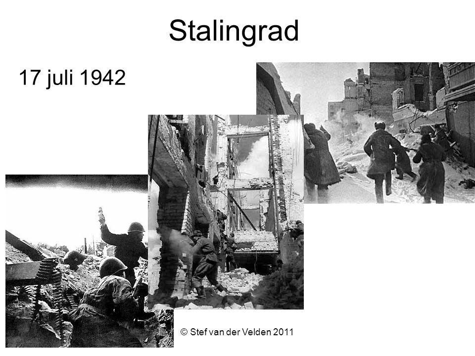 Stalingrad 17 juli 1942 © Stef van der Velden 2011