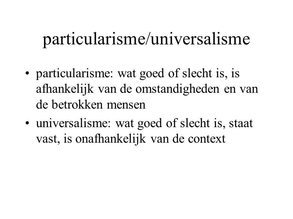 particularisme/universalisme