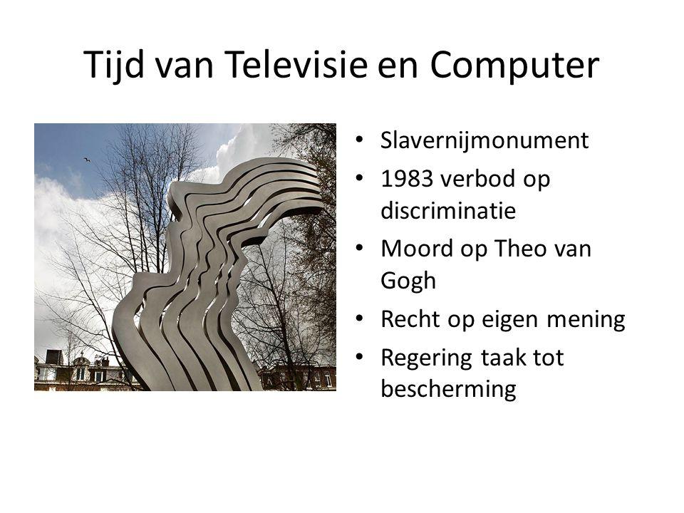 Tijd van Televisie en Computer