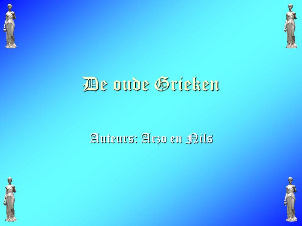 De oude Grieken Auteurs: Arzo en Nils
