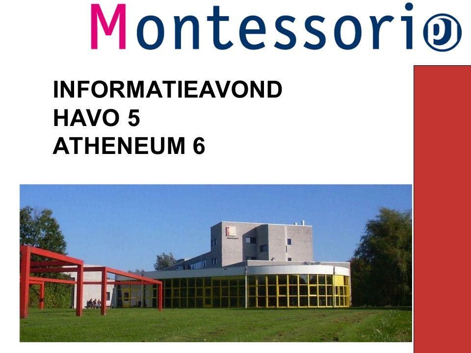 INFORMATIEAVOND HAVO 5 ATHENEUM 6