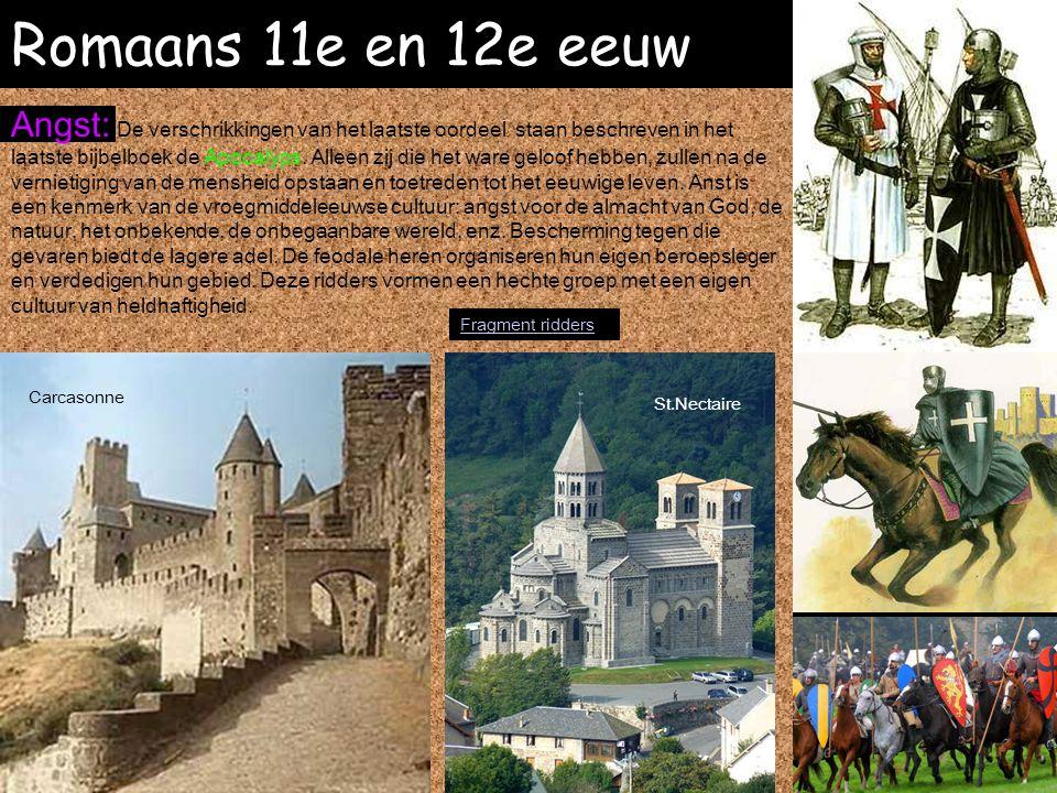 Romaans 11e en 12e eeuw