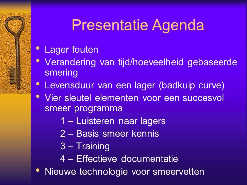 Presentatie Agenda Lager fouten