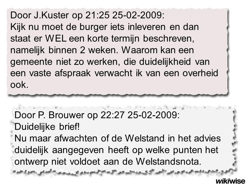 Door J.Kuster op 21:25 25-02-2009: