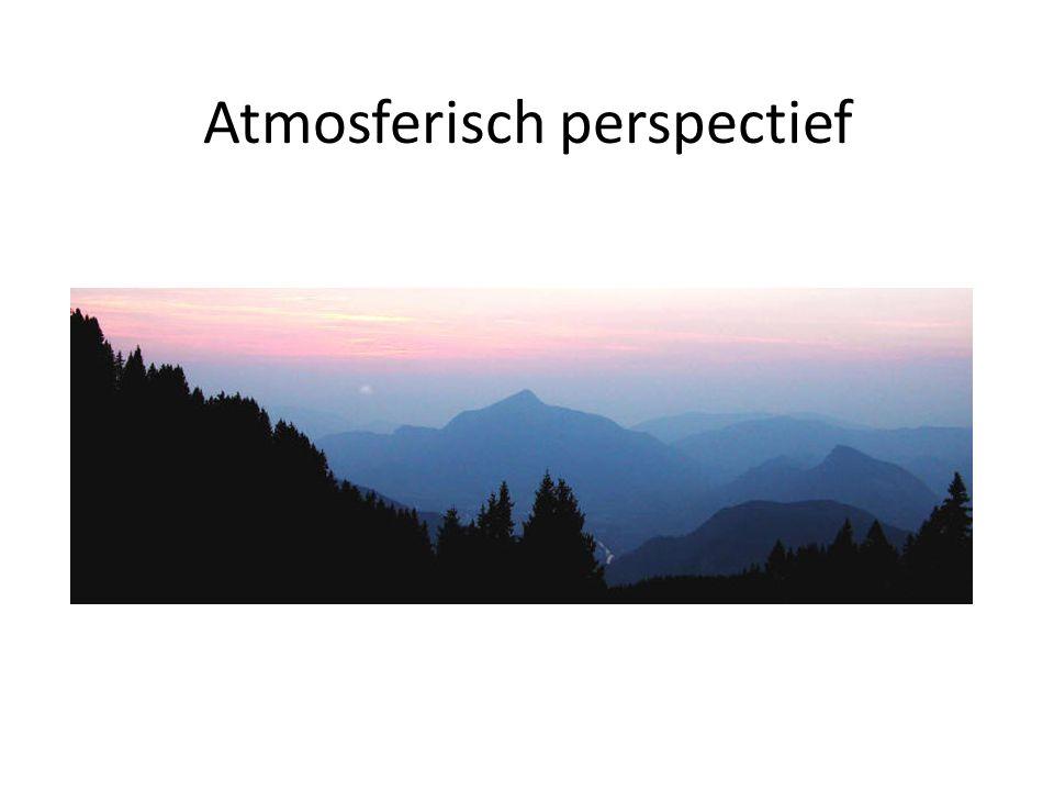 Atmosferisch perspectief