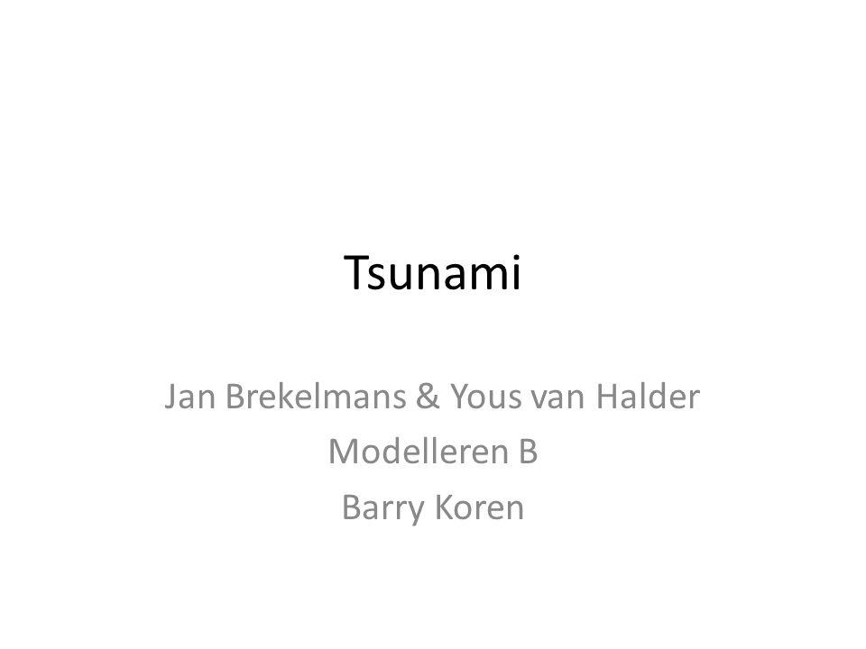 Jan Brekelmans & Yous van Halder Modelleren B Barry Koren
