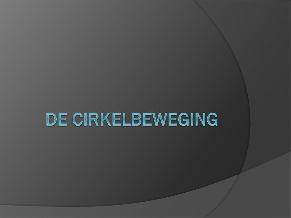 De cirkelbeweging