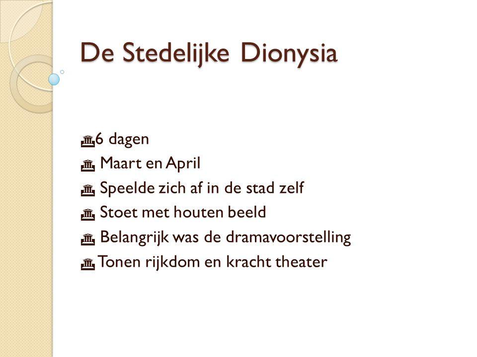 De Stedelijke Dionysia