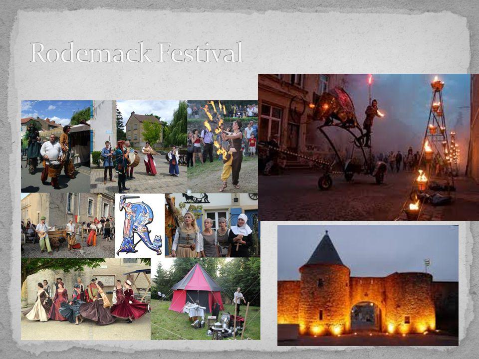 Rodemack Festival