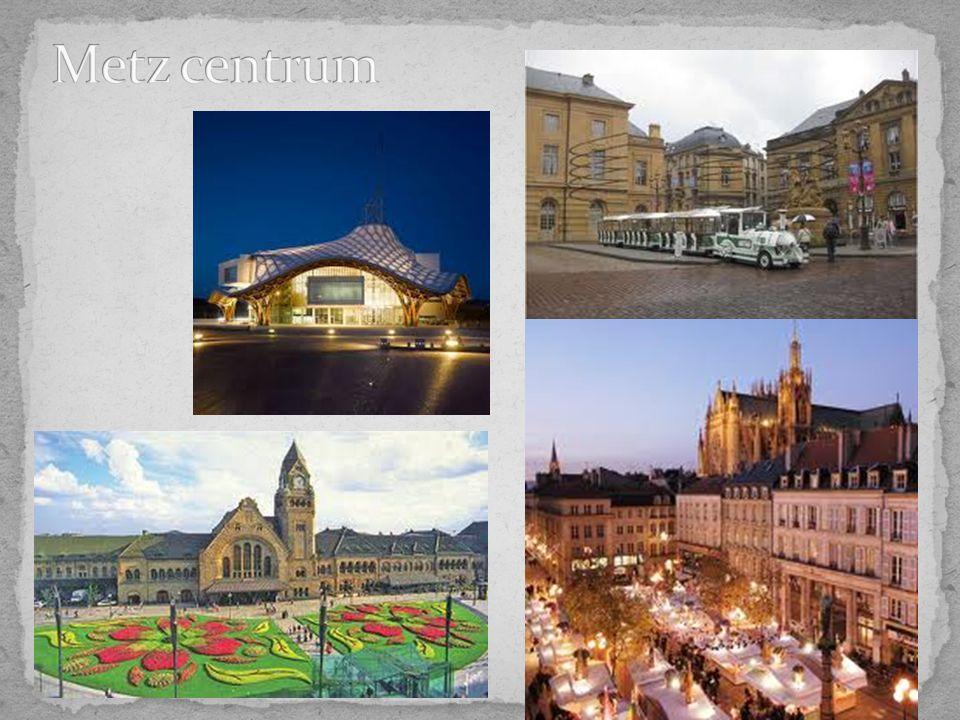 Metz centrum