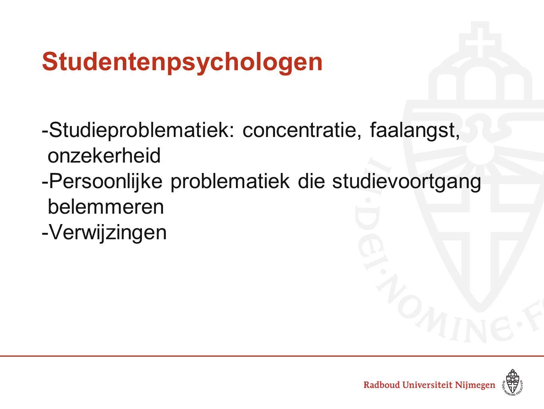 Studentenpsychologen