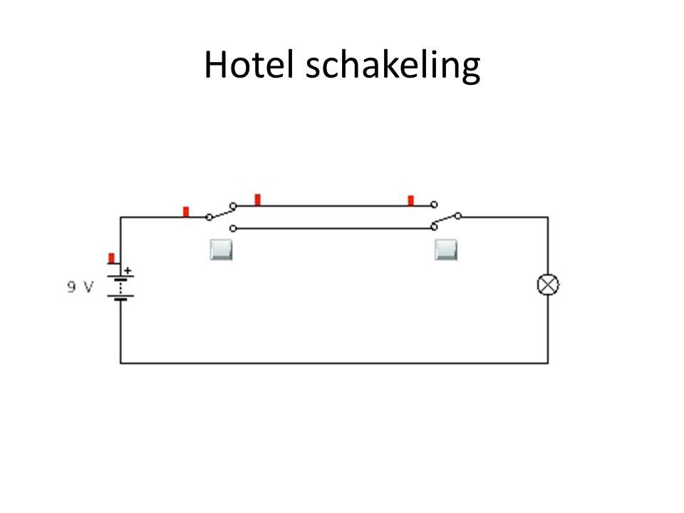 Hotel schakeling