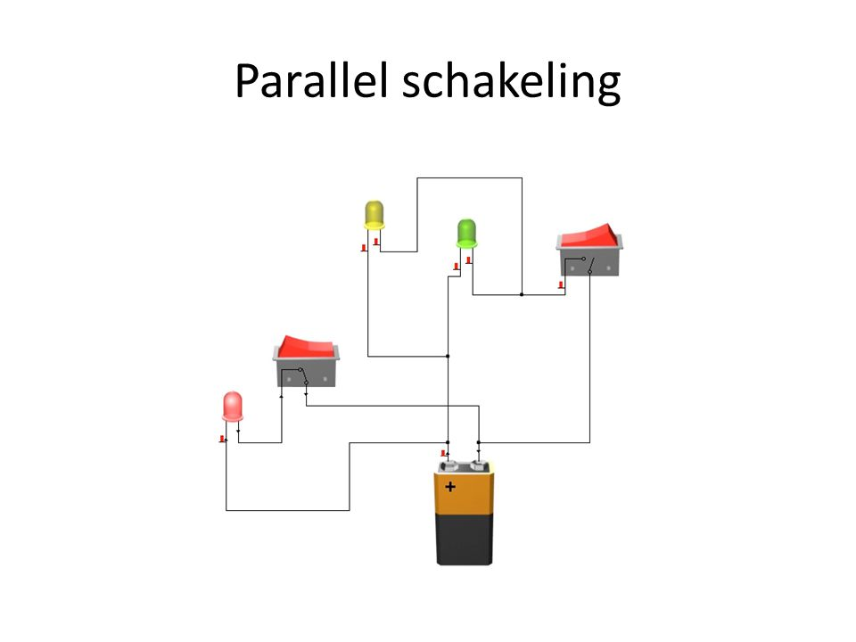 Parallel schakeling