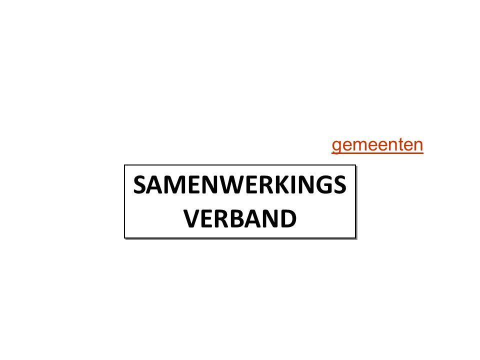 SAMENWERKINGS VERBAND