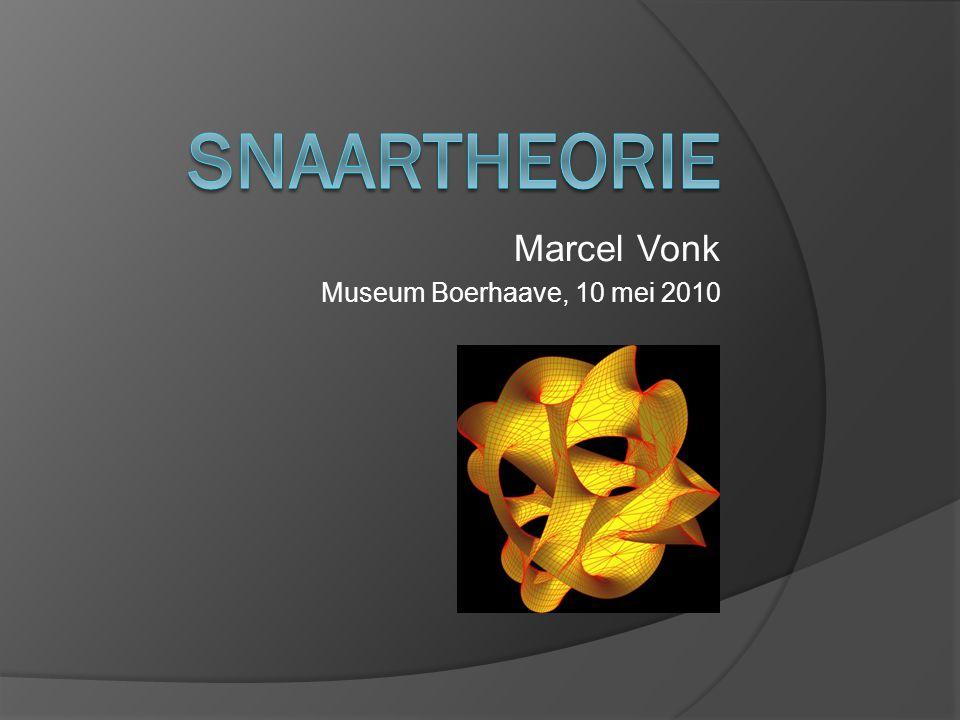Marcel Vonk Museum Boerhaave, 10 mei 2010