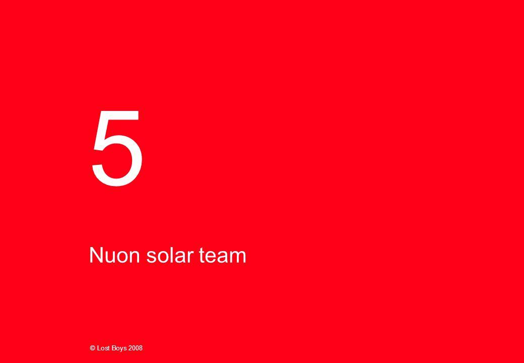 5 Nuon solar team