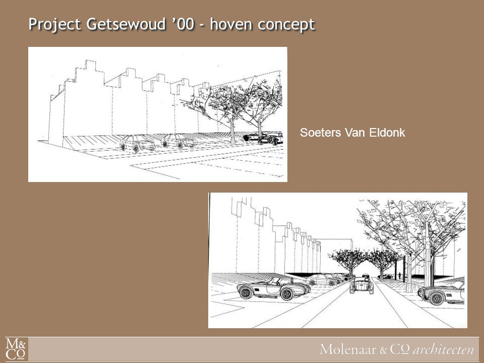 Project Getsewoud '00 - hoven concept
