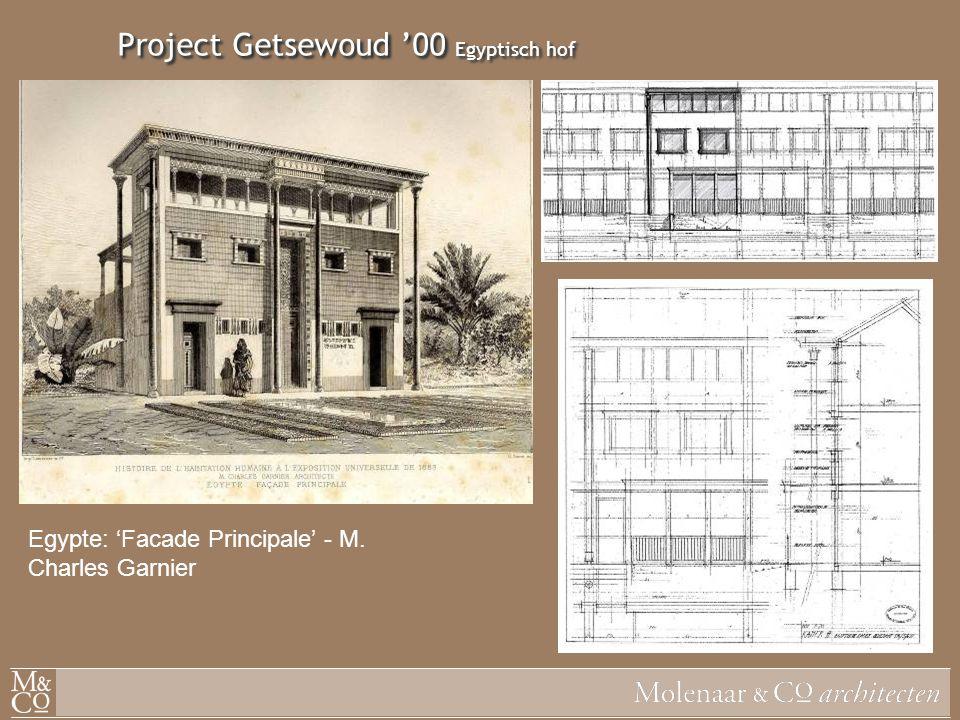Project Getsewoud '00 Egyptisch hof