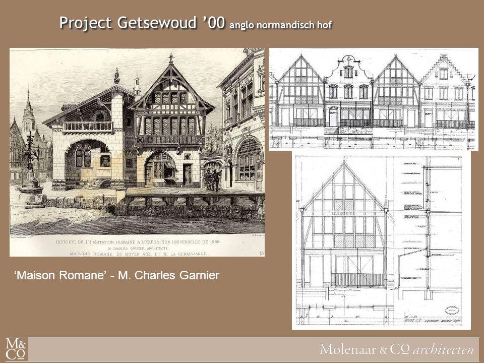 Project Getsewoud '00 anglo normandisch hof