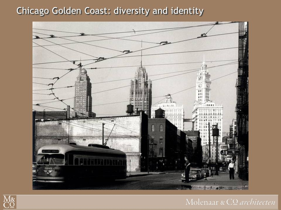 Chicago Golden Coast: diversity and identity