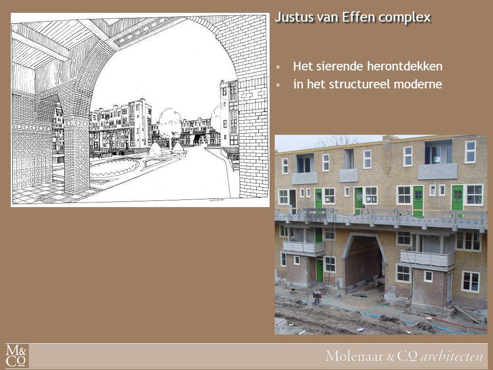 Justus van Effen complex