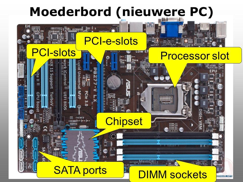 Moederbord (nieuwere PC)