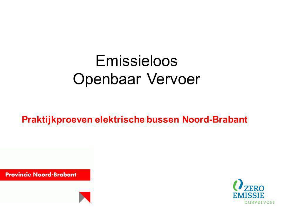 Emissieloos Openbaar Vervoer