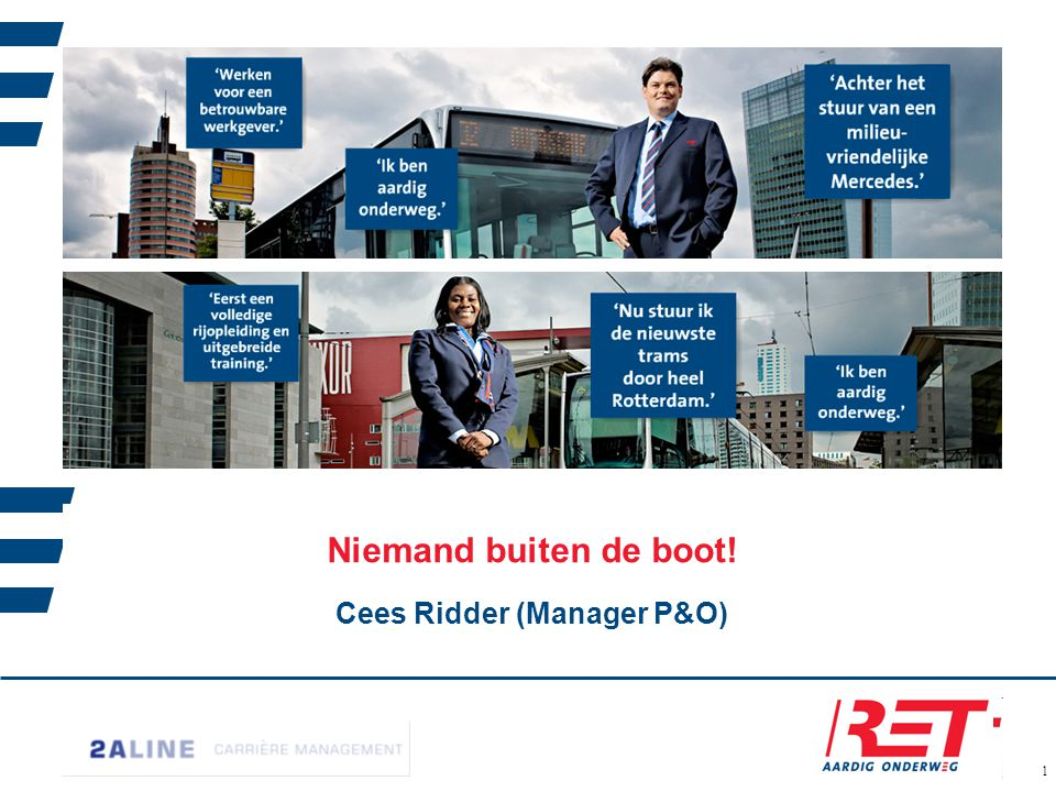 Cees Ridder (Manager P&O)