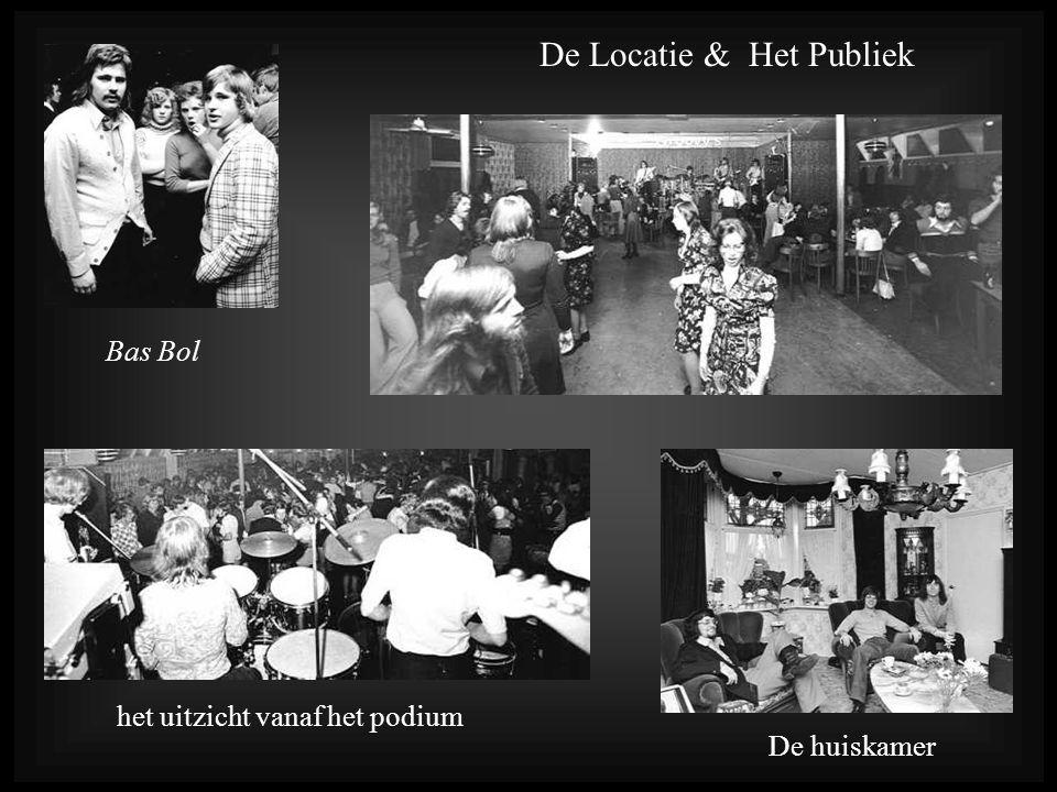 De Locatie & Het Publiek