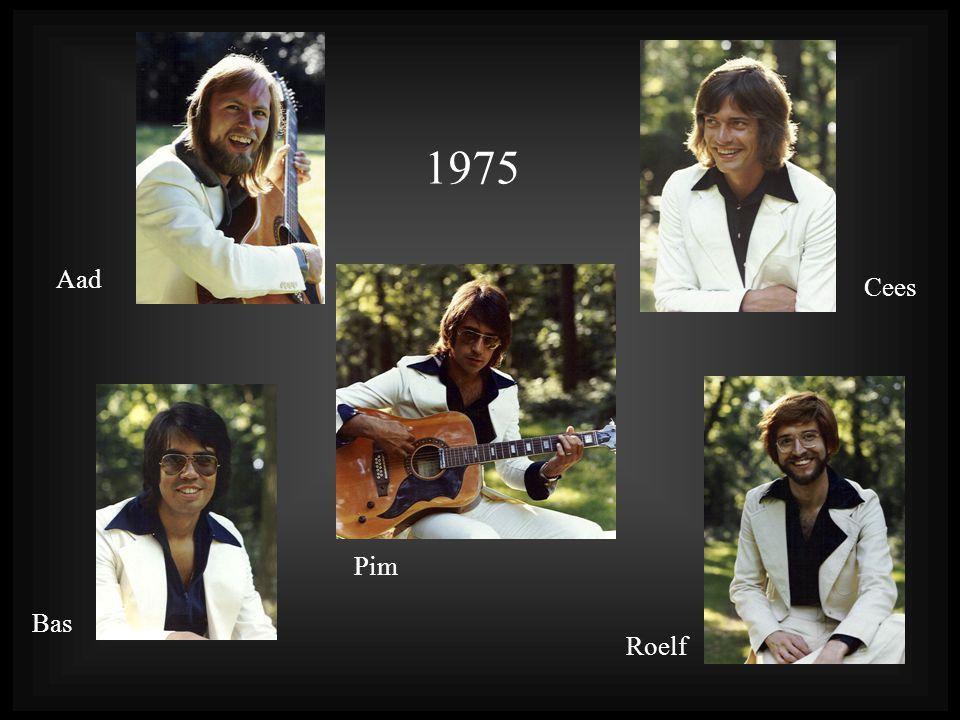 1975 Aad Cees Pim Bas Roelf
