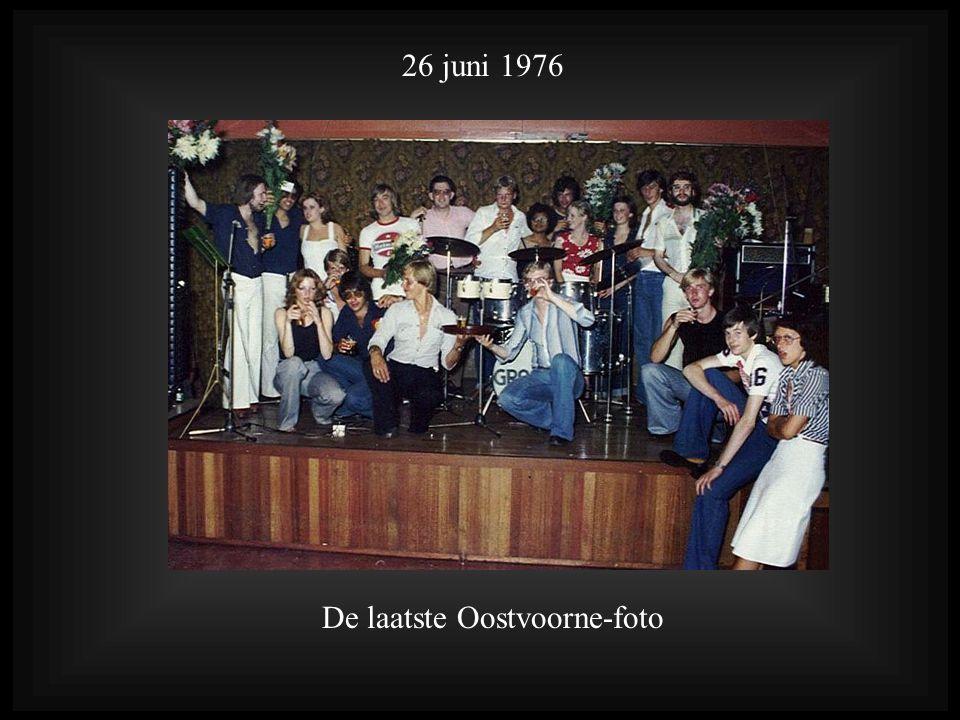 26 juni 1976 De laatste Oostvoorne-foto
