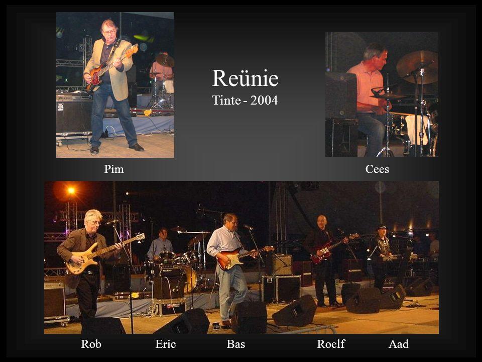 Reünie Tinte - 2004. Pim. Cees.