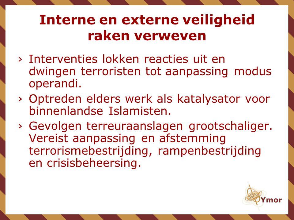 Interne en externe veiligheid raken verweven