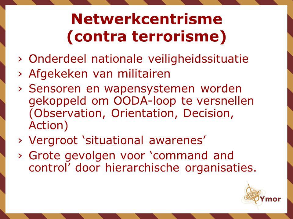 Netwerkcentrisme (contra terrorisme)