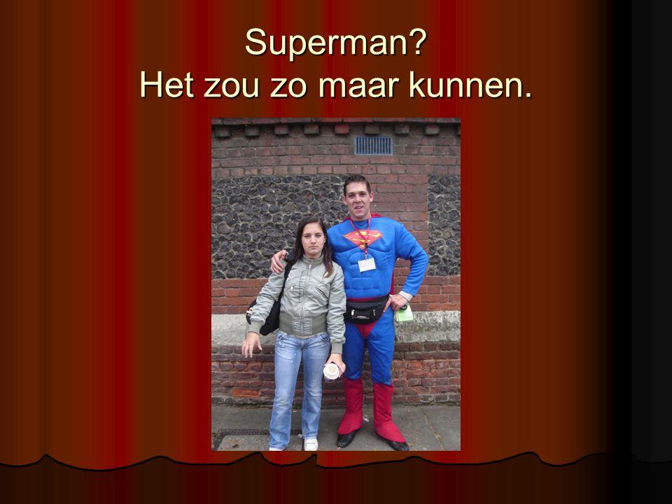 Superman Het zou zo maar kunnen.