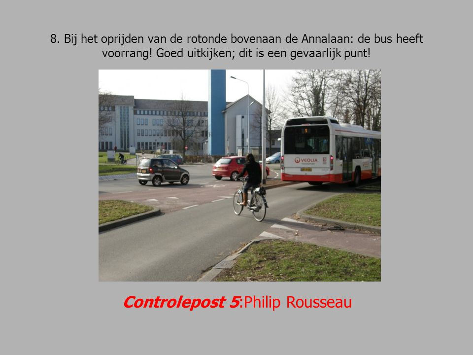 Controlepost 5:Philip Rousseau
