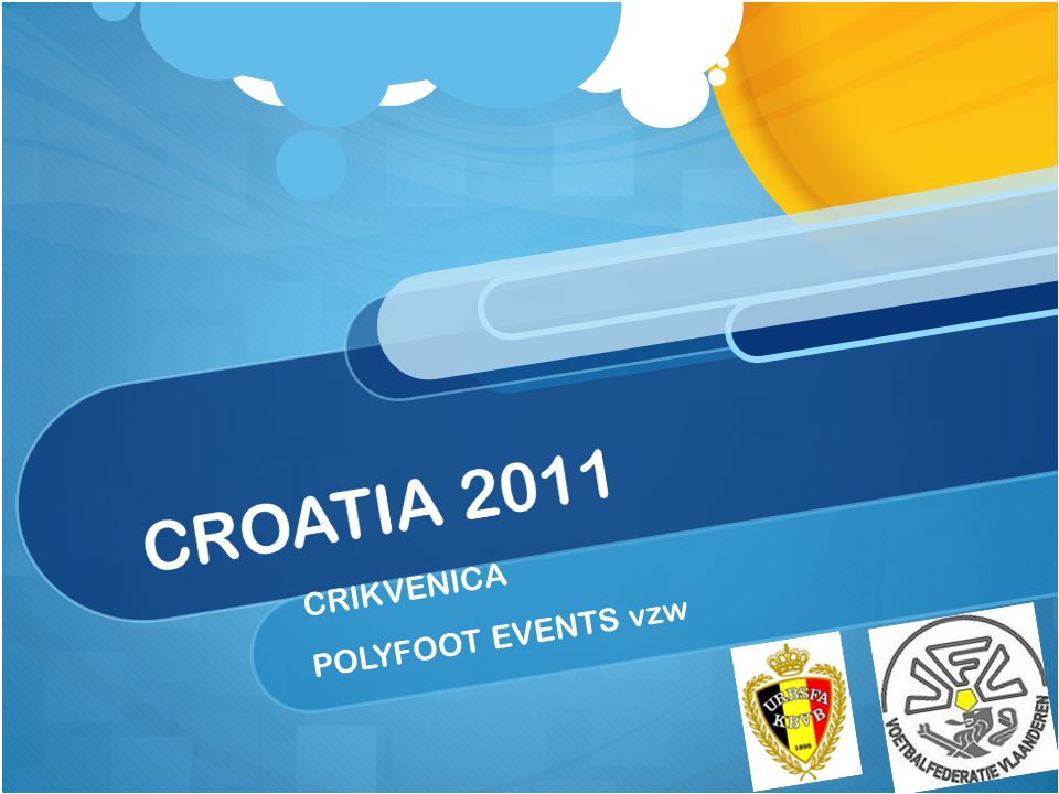 CRIKVENICA POLYFOOT EVENTS vzw