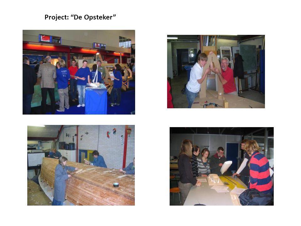 Project: De Opsteker