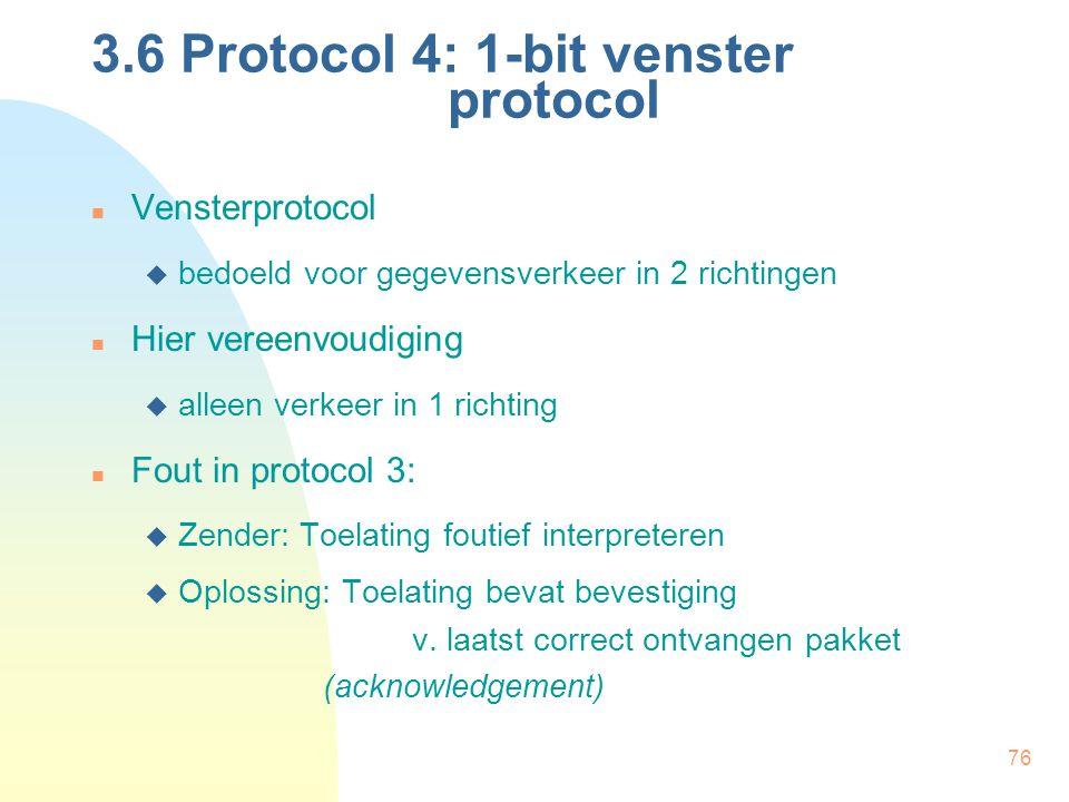 3.6 Protocol 4: 1-bit venster protocol
