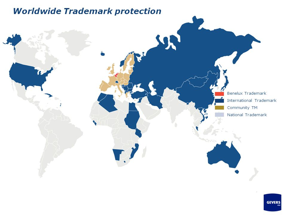 Worldwide Trademark protection