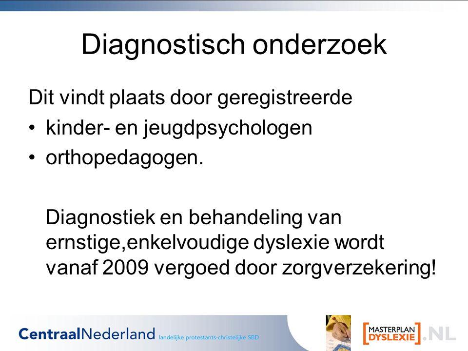 Diagnostisch onderzoek