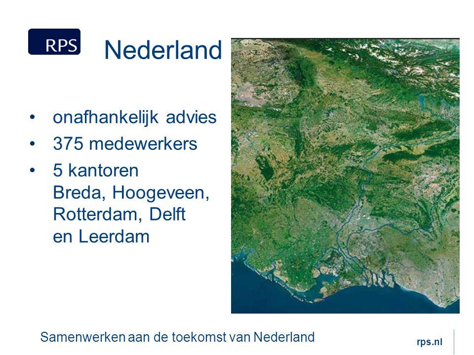 Nederland onafhankelijk advies 375 medewerkers