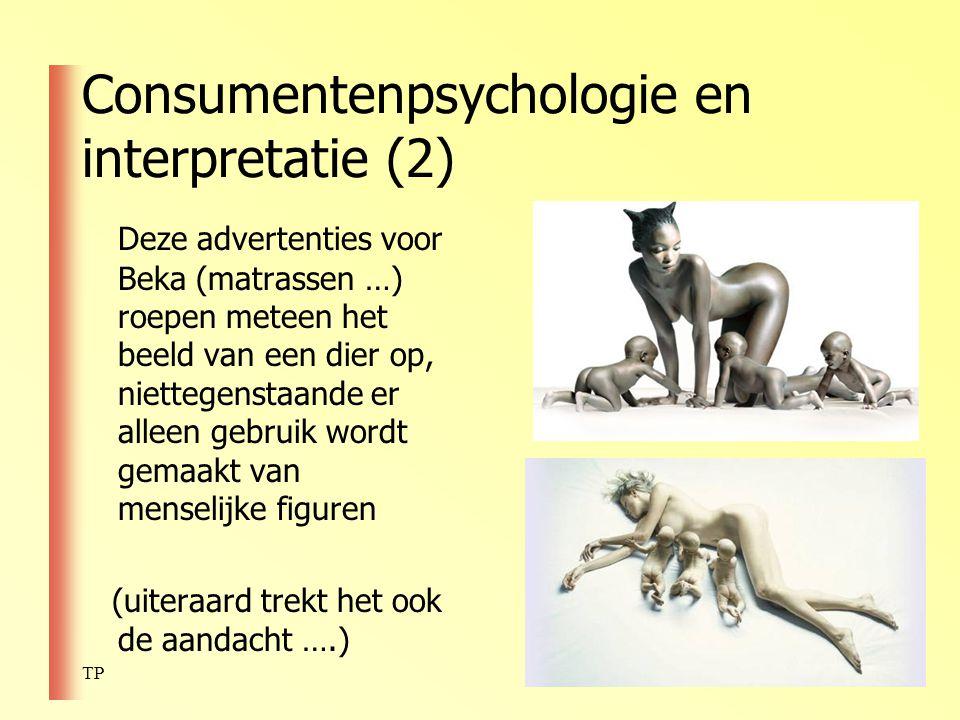 Consumentenpsychologie en interpretatie (2)