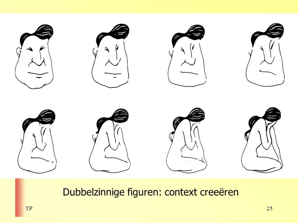 Dubbelzinnige figuren: context creeëren