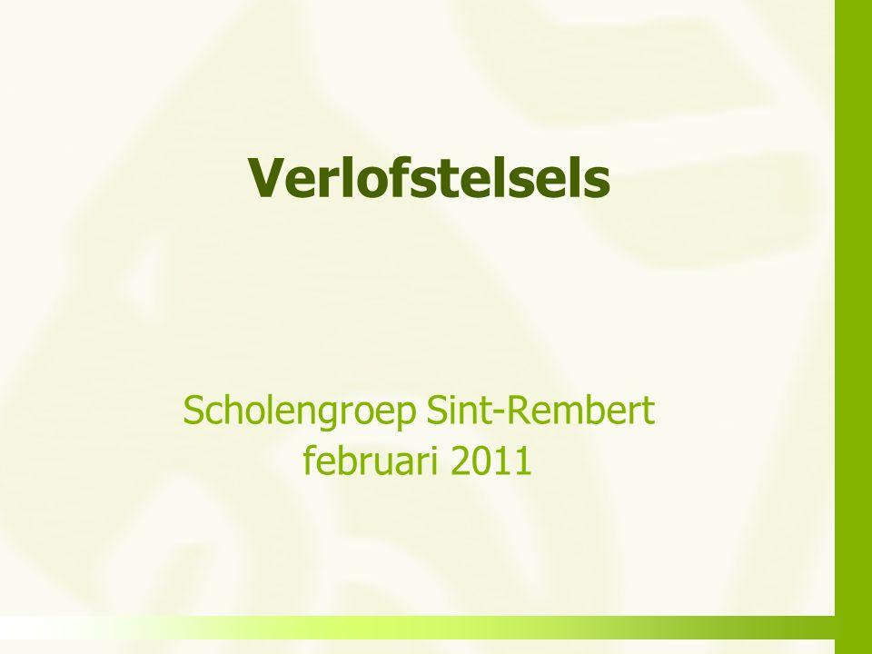 Scholengroep Sint-Rembert februari 2011