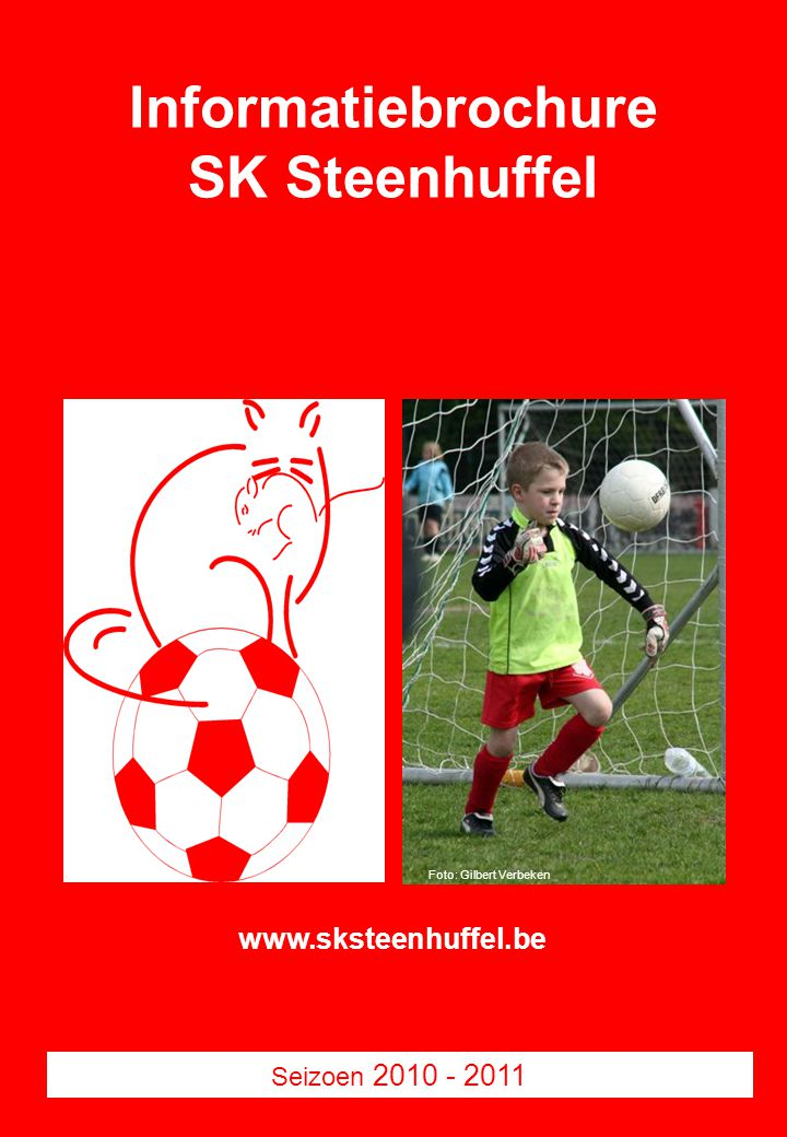 Informatiebrochure SK Steenhuffel