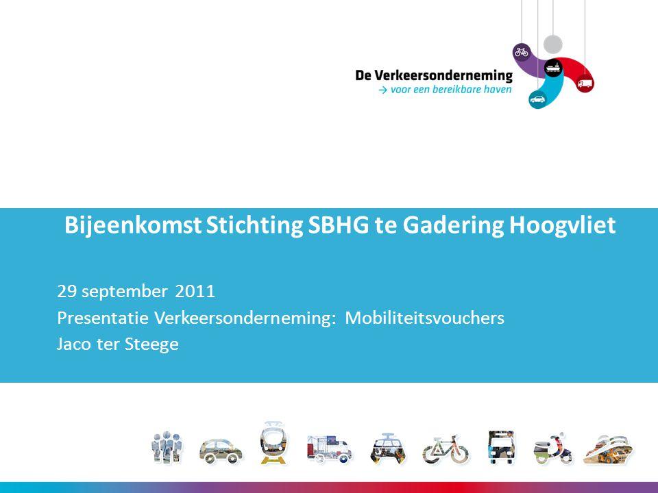 Bijeenkomst Stichting SBHG te Gadering Hoogvliet